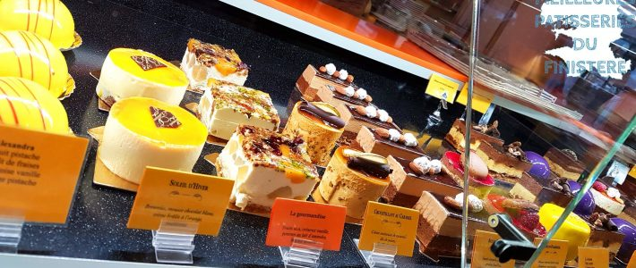 """La pâtisserie Lallemand mise à l'honneur dans """"Meilleures Pâtisseries du Finistère"""""""